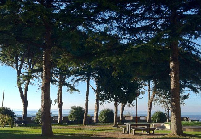 Appartamento a Bibbona - Podere Livrone con piscina 4 km dal mare a