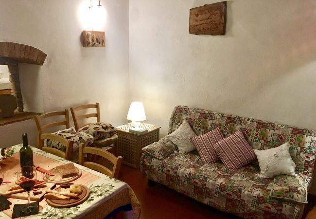 Casa a Casale Marittimo - Casa Barbara indipendente con vista mare