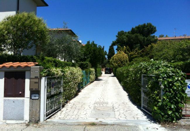Appartamento a Castiglioncello - Casa Vacanza Alba Wi-Fi gratis Castiglioncello