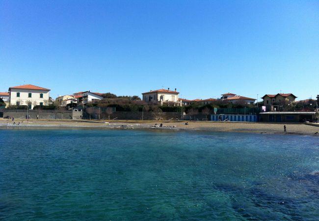Appartamento a Castiglioncello - Casa Vacanza Tramonto  600 m dal mare Castiglionce