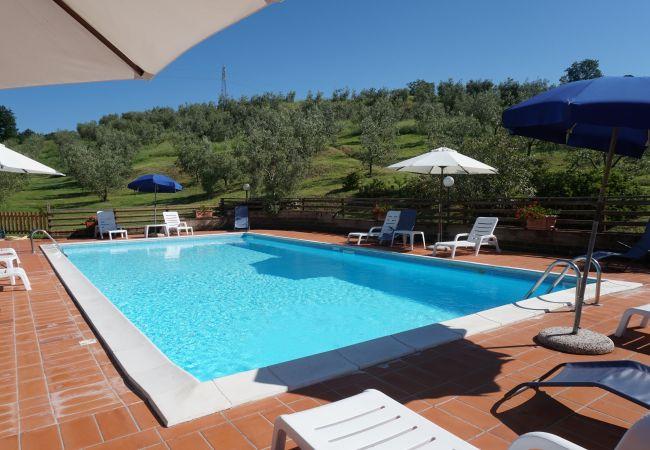 Appartamento a Ponteginori - Agriturismo Alto 7 Toscana Tour