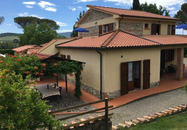 Agriturismo a Ponteginori - Agriturismo Anna 5 Toscana Tour