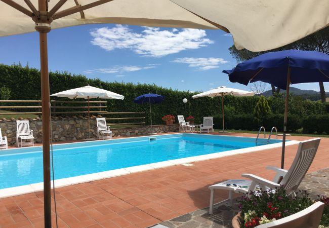 Appartamento a Ponteginori - Agriturismo Anna con piscina 4