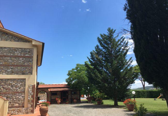 Agriturismo a Ponteginori - Agriturismo Anna 1 Toscana Tour