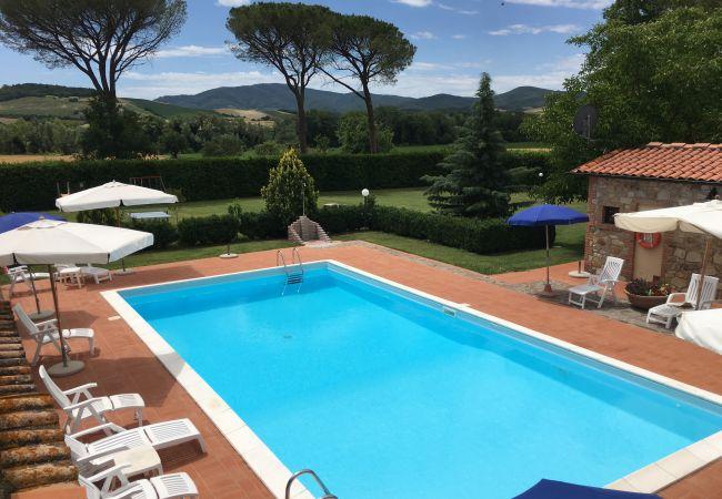 Agriturismo a Ponteginori - Agriturismo Anna 2 Toscana Tour