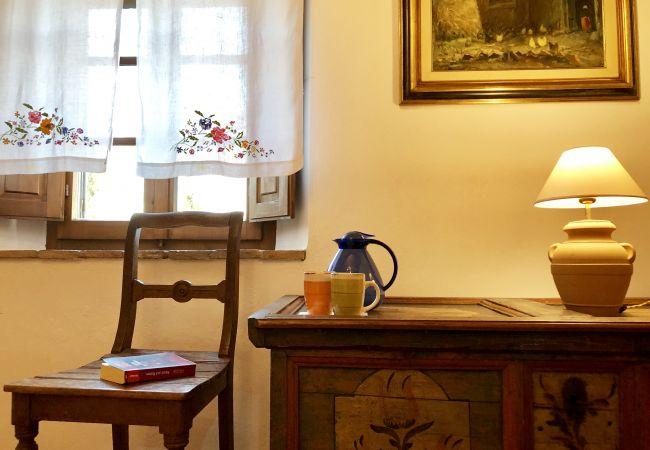 Appartamento a Guardistallo - Podere Morena Wi-Fi gratis Vista Mare Gregor