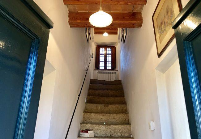 Appartamento a Guardistallo - Podere Morena con Vista Mare Wi-Fi Gregor