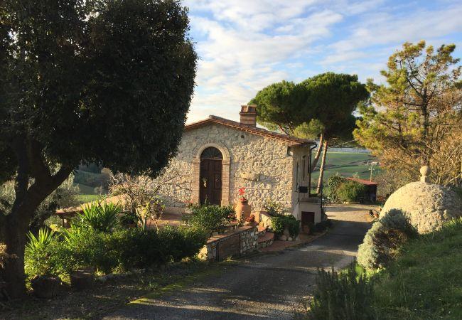 Casa a Castellina Marittima - Podere Le Fontacce Castellina Marittima