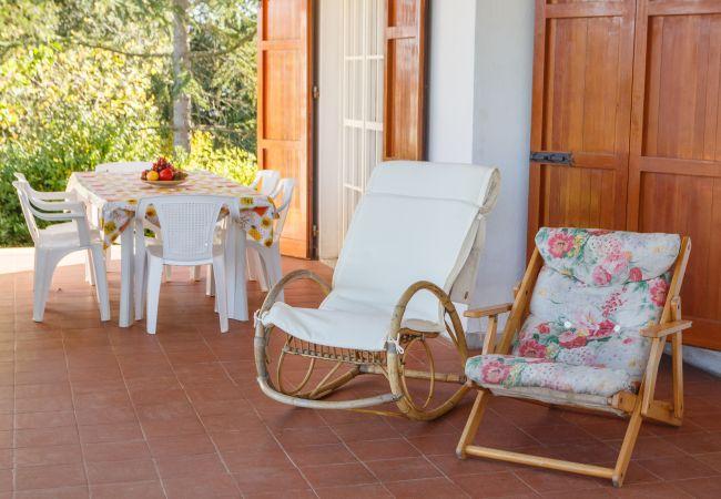 Casa a Montescudaio - Casa Lina con giardino recintato Montescudaio