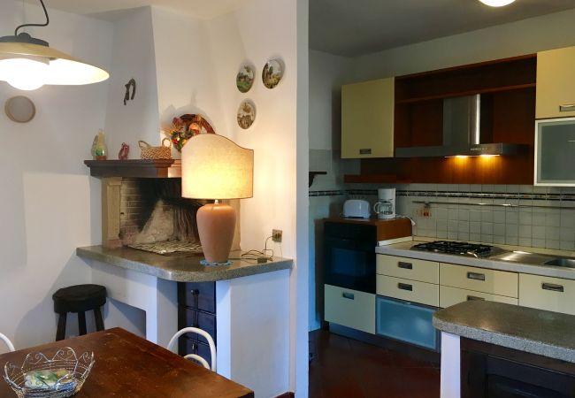 Appartamento a Casale Marittimo - Casale Marittimo Villa Le Querce Lia