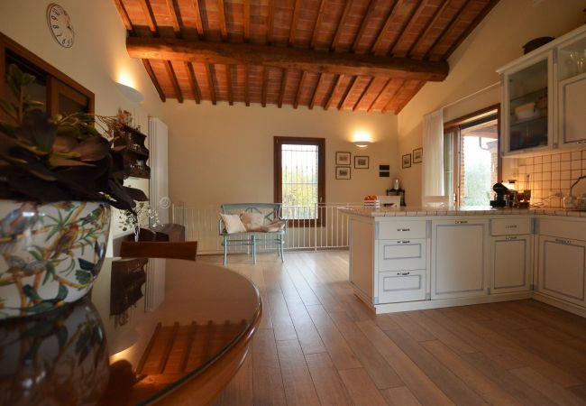 Villa a Castagneto Carducci - Villa Indipendente a 5 km dal mare