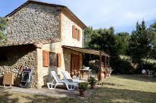 House in Casale Marittimo - Casa Barbara indipendente con vista mare
