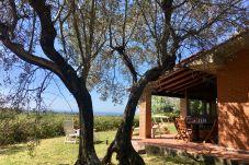 House in Guardistallo - Casetta Gaia giardino recintato con...