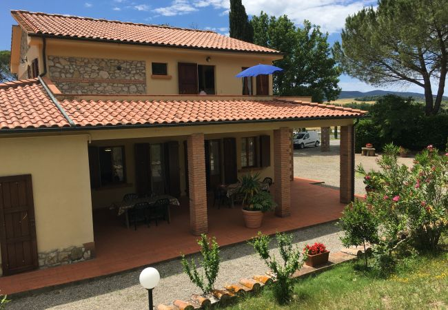Farm stay in Ponteginori - Agriturismo Anna 4 Toscana Tour