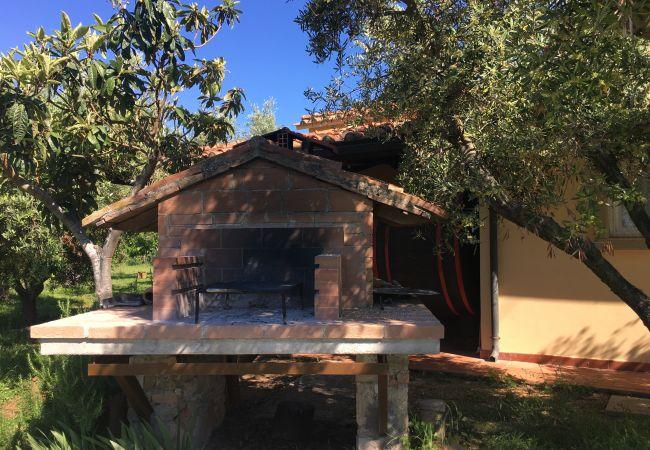 House in Cecina - Villetta I Ciliegi indipendente giardino recintato