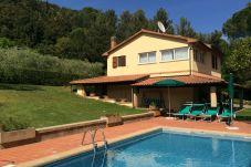 Villa in Riparbella - Villa Fontespadini con piscina a 10 km...