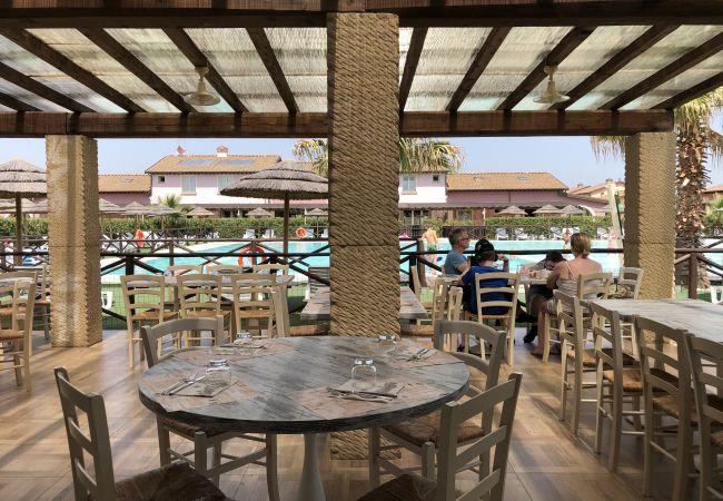 Apartment in Cecina - Appartamento Palazzeta con piscina 3 km dal mare