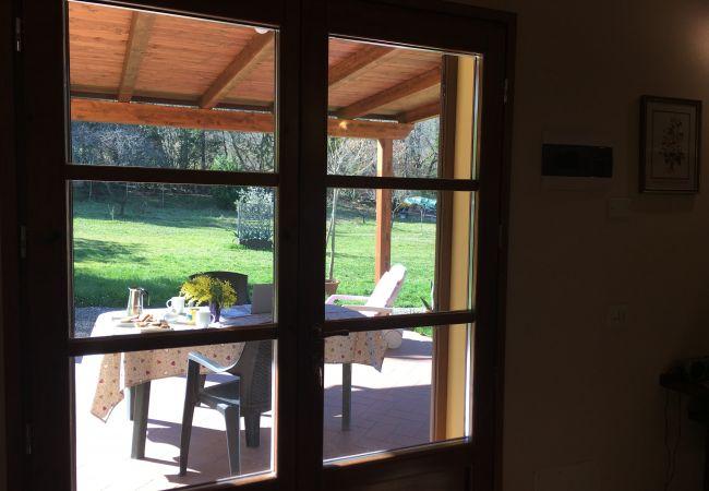 House in Montescudaio - Casina Buon Risveglio con giardino recintato