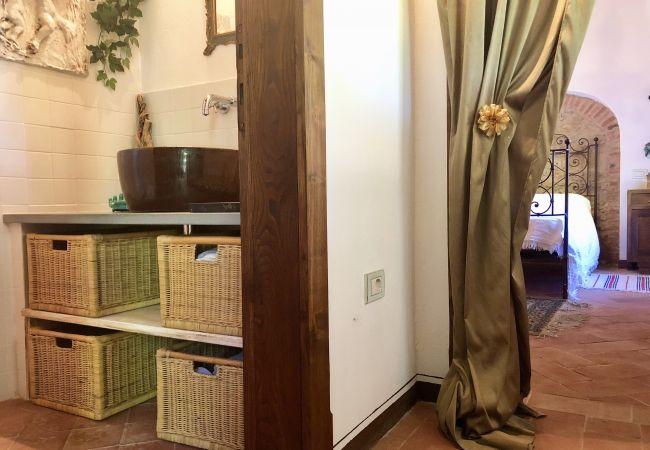 Apartment in Guardistallo - Casa Malerin con vista mare