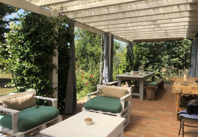 House in Cecina - Casa Daria indipendente con giardino recintato