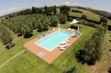 Ferienhaus in Bibbona - Casina Riccardo tra gli Ulivi giardino...