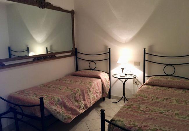 Ferienwohnung in Riparbella - Vista mare 4 vani 2 b con ingresso indipendente
