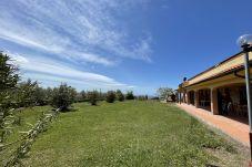 Ferienwohnung in Riparbella - Podere Cerro Grosso Vista Mare Toscana...