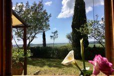 Ferienhaus in Casale Marittimo - Casa Barbara con vista mare Wi-Fi...