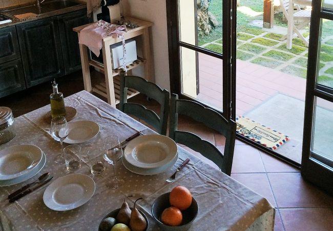 Ferienwohnung in Cecina - Open Space 2 km dal Mare giardino privato  Ale