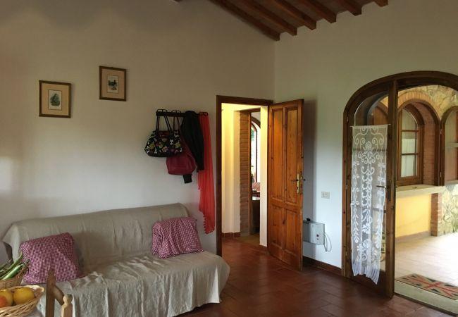 Ferienhaus in Montescudaio - Podere Il Gabbro Casa indipendente