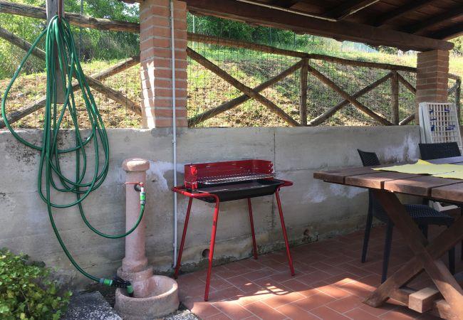 Ferienwohnung in Montescudaio - Casina Elena Montescudaio