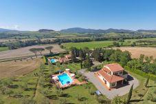 Agrotourismus in Ponteginori - Agriturismo Alto 8 Toscana Tour