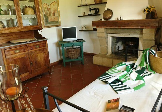 Ferienhaus in Cecina - Villetta I Ciliegi indipendente giardino recintato