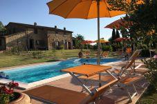 Ferienwohnung in Montecatini Val di Cecina - Agriturismo Gello con piscina primo...