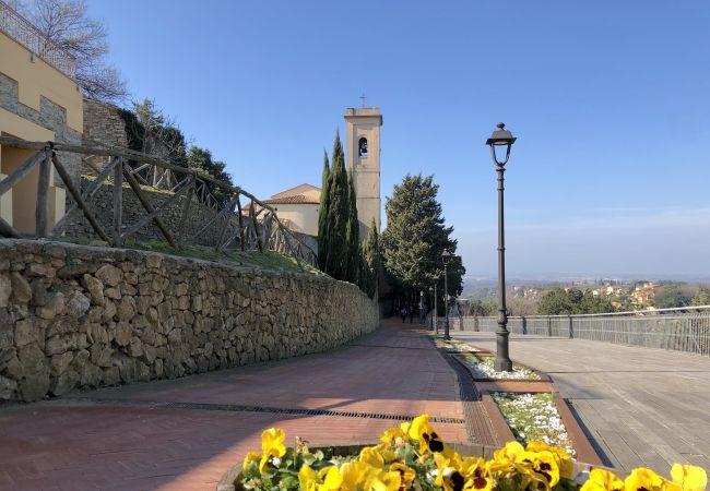 Ferienhaus in Montescudaio - Casina Buon Risveglio Toscana Tour