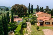 Ferienhaus in Castagneto Carducci - Casa del Pittore 5 km dal Mare Giardino...